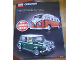 Gear No: 110135DE  Name: Creator Volkswagen Camper Van and MINI Cooper Poster