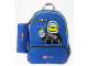Gear No: 12160  Name: Backpack and Pencil Case Set, Lego City Police