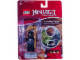 Gear No: 1648cole  Name: Ninjago Cole Key Chain with Clip-on Battle Sound Base blister pack