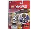 Gear No: 1648nuckal  Name: Ninjago Nuckal Key Chain with Clip-on Battle Sound Base blister pack