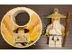 Gear No: 1648sensei  Name: Ninjago Sensei Wu Key Chain with Clip-on Battle Sound Base blister pack