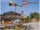 Gear No: 16601  Name: Postcard - Imagination Center Orlando - Building Outside