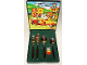 Gear No: 2036212P  Name: Food - Cutlery Set, BSF Kinderbesteck mit Nessy Nilpferd (Fabuland Hannah Hippopotamus)