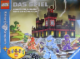 Gear No: 218066  Name: Knights' Kingdom Das Spiel (Ravensburger - German) with 5 Minifigures