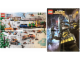 Gear No: 22425693  Name: City Poster Arctic / Superheroes Batman Poster, Double-Sided, folded