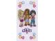 Gear No: 253124  Name: Towel, Clikits, 65 x 130 cm