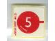 Gear No: 2539stk01  Name: Sticker for Set 2539 - (4117695)