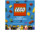 Gear No: 2853505  Name: Calendar, 2010 LEGO UK Charity