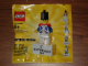 Gear No: 2855041  Name: Magnet Set, Minifigure Pirates Imperial Soldier - with 2 x 4 Brick Base (Bricktober Week 1) polybag