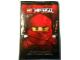 Gear No: 2855165  Name: Ninjago Masters of Spinjitzu Deck #1 Special Edition Card