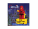 Gear No: 2856207  Name: Magnet Set, Minifigure Ninja Red - Glued with 2 x 4 Brick Base