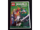 Gear No: 3000041596  Name: Video DVD - Ninjago Masters of Spinjitzu Season One Ep. 1-13 (2 DVD Set)
