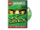 Gear No: 3000045714  Name: Video DVD - Ninjago Masters of Spinjitzu, Rise of the Green Ninja