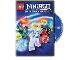 Gear No: 3000059155  Name: Video DVD - Ninjago Rebooted, Battle for New Ninjago City