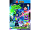 Gear No: 3000067230  Name: Video DVD - Justice League - Cosmic Clash with Cosmic Boy Minifigure (French Version)