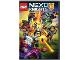 Gear No: 3000069642  Name: Video DVD - Nexo Knights Season One