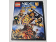 Gear No: 3000071810  Name: Video DVD - Nexo Knights Book Of Monsters Season Two