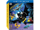 Gear No: 3000074256  Name: Video DVD and BD and Digital HD - The LEGO Batman Movie - French Version with Minifigure