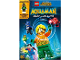 Gear No: 3000078706  Name: Video DVD - Aquaman - Rage of Atlantis - French Version with Minifigure