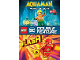 Gear No: 3000080297  Name: Video DVD - Justice League - Aquaman Rage of Atlantis / The Flash - Double Feature