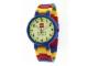Gear No: 340801  Name: Watch Set, Classic Adult's (Glow In Dark 2 x 4 Studs Dial / Blue Bezel)