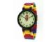 Gear No: 340811  Name: Watch Set, Classic Adult's (Glow In Dark Dial / Black Bezel)