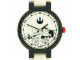 Gear No: 3408STW2  Name: Watch Set, SW Luke Skywalker & Han Solo Adult's, Black, Red, and White Links