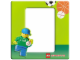 Gear No: 3810  Name: Photo Frame Magnetic LEGO Writing Systems - All Sport