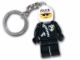 Gear No: 3952  Name: Police Officer Key Chain, Printed Helmet