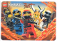Gear No: 3Dcardnjo01  Name: Ninjago Hologram 3D Card