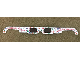 Gear No: 3dglasses02  Name: Glasses, 3D with Legoland Florida and Bricks Pattern