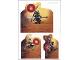 Gear No: 40315figures  Name: Ninjago Temple Journey Goal Paper Figures Sheet (6231797)