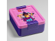Gear No: 40521734  Name: Lunch Box, Friends Purple 'Girls Rock!'