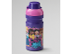 Gear No: 40561734  Name: Food - Water Bottle, Friends Purple 'Girls Rock!'