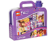 Gear No: 4059frndpurple  Name: Lunch Box Set, Friends Purple