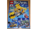 Gear No: 4108491  Name: Technic Poster 1997 (4.108.491-EU) - (Sets 8250/8299, 8479, 8229, 8459, 8216)