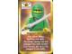 Gear No: 4142692pb2  Name: Green Ninja