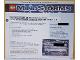 Gear No: 4157494  Name: Robotics Invention System 2.0 Membership Card