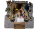 Gear No: 4158559  Name: Display Floor Stand for Sets, Cardboard Assembly, Bionicle Turaga