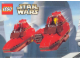 Gear No: 4178873  Name: Postcard - Star Wars Set 7119 Twin-Pod Cloud Car