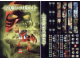 Gear No: 4180878  Name: Bionicle Poster 2002, Bohrok front Krana back, 420 x 295 mm