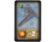 Gear No: 4189431pb03  Name: Orient Card Items - Pickaxe