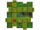 Gear No: 4189443pb05  Name: Orient Gameboard Square - Jungle 5
