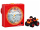 Gear No: 4193355  Name: Clock Set, Drome Racers