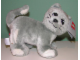 Gear No: 4202173  Name: Duplo / Explore Cat Plush Gray