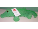Gear No: 4203675  Name: Duplo / Explore Green Alligator Plush