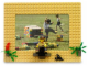 Gear No: 4212666  Name: Photo Frame Adventurers Tan