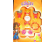 Gear No: 4216818  Name: Watch Set, Clikits Flower (Orange)
