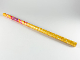 Gear No: 4226402  Name: Pencil, Clikits Orange Daisy Pattern