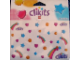Gear No: 4226661  Name: Sticker, Clikits - 33 Cool Stickers